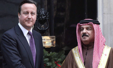 Bahrain urged to deliver human rights reforms as king visits London | Coveting Freedom | Scoop.it