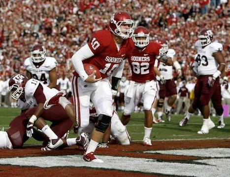 OU Must Bring IT! Three OU games Among Top 10 This Season | Sooner4OU | Scoop.it