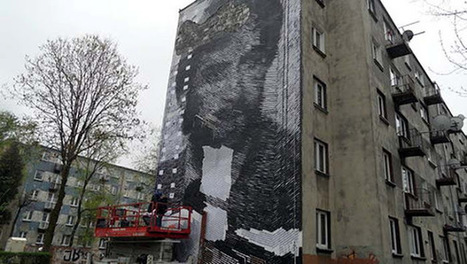 Sten Lex New Mural In Katowice, Poland StreetArtNews | World of Street & Outdoor Arts | Scoop.it