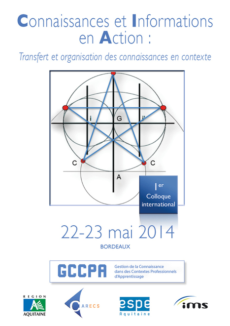 Colloque CIA : connaissances et information en action | Culture de l'information | Scoop.it