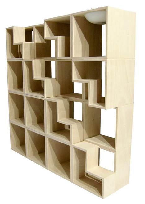 19 Rad Bookshelves For Your Home (or Dream Home) | Book Shelves | Scoop.it