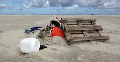 Plastikmüll im Meer: Die Recycling Insel | Plastikinsel | Scoop.it