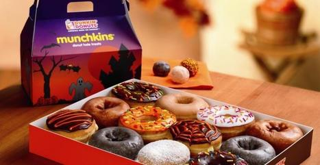 Halloween : Dunkin Donuts sort le grand jeu | Sweet Break | Scoop.it