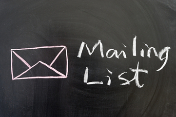 Why You Need To Build An Email List - Search Engine Journal   E-commerce, Social Media & books   Scoop.it