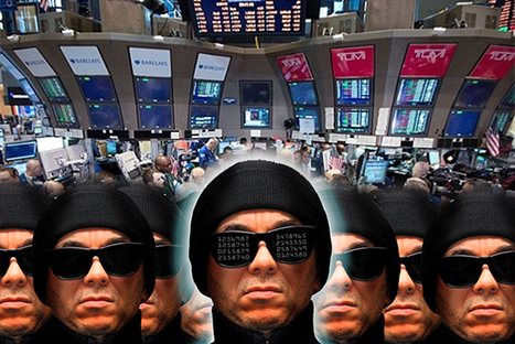 Will Big Data Destroy the Stock Market? | World Future Society | leapmind | Scoop.it