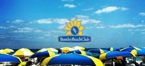 Pool With Beach Access in South Beach | Beach Club Miami | Scoop.it