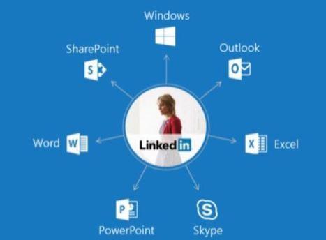 Que veut faire Microsoft avec Linkedin ? | Référencement internet | Scoop.it