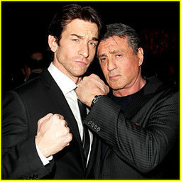 Sylvester Stallone Knocks Out Broadway's Rocky at Opening Night ...   BROADWAY DANCING   Scoop.it