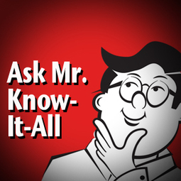 Ask Mr. Know-It-All: Ickey shuffles down the deli aisle - York Dispatch | English Language Games | Scoop.it