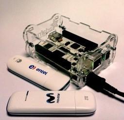 Conectando el Beaglebone a internet utilizando un modem 3G | InternetdelasCosas | Scoop.it