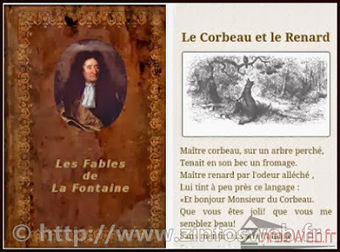 Android et les fables de mr de la Fontaine ~ ZinfosWeb | Remue-méninges FLE | Scoop.it