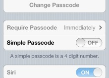 Secure your iPhone with strong yet easy to enter passcode | CNET | How to Use an iPhone Well | Scoop.it