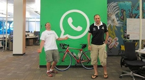 Conheça a WhatsApp: uma startup de US$ 19 bilhões | Social Media | Scoop.it