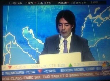 Resoconto trasmissione Class CNBC su Betting Exchange e Trading sportivo 10 dicembre 2014 | Betting Exchange Italia | Scoop.it