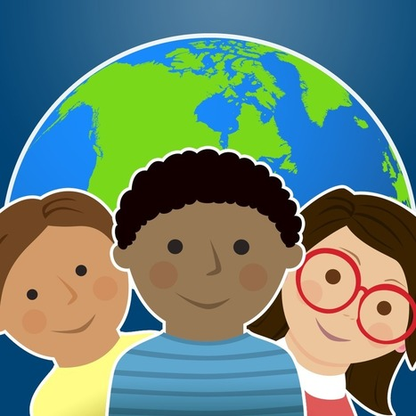 One Globe Kids – children's stories from around the world | EDUP3002 - ES1: 'Recognisable differences between languages spoken in their neighbourhood' | Scoop.it