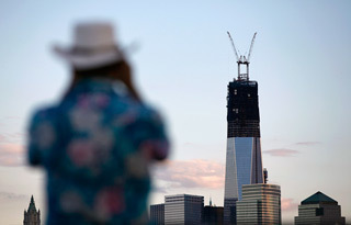 One World Trade Center: Construction Progress | Geopolitics and Diplomacy | Scoop.it