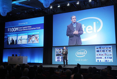 Intel launches $100M venture fund to invest in smart devices and wearables in China | ART TECHNOLOGY CREATIVE EDUCATION | Scoop.it