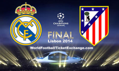 Champions League Final 2014, a Fight between two Madrid Teams | UEFA Champions League | Scoop.it