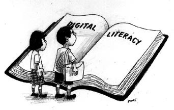 Digital literacy? | Digital Literacy for Library Staff | Scoop.it