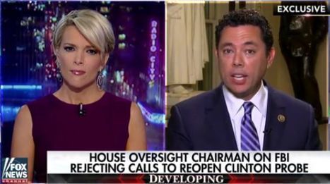 Jason Chaffetz nails it: If Clinton emails were a 'mistake' why is everyone 'pleading the 5th?' | Global politics | Scoop.it