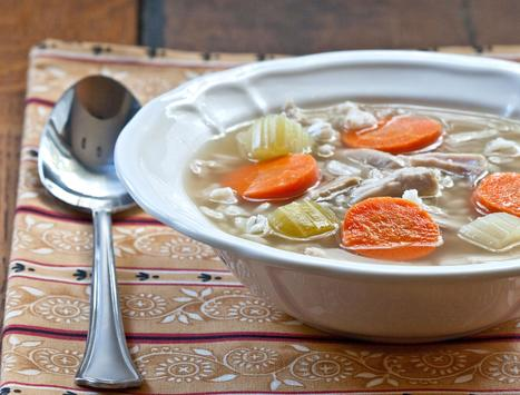 Bones of Thanksgiving yield hearty soup - Tbo.com | Holiday Recipes | Scoop.it