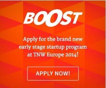 TNW Boost 2014 by Rick Boerebach | ZEEF | ZEEF.com | Scoop.it