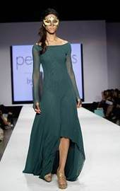 DESIGNER VIVIANA GABEIRAS OF PETIT POIS SHOWCASES FALL/WINTER 2013 COLLECTION AT MIAMI BEACH FASHION WEEK - THE LOS ANGELES FASHION | Best of the Los Angeles Fashion | Scoop.it