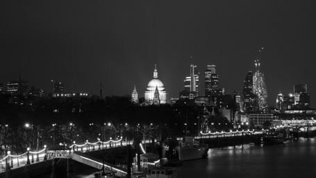 Nightscape London X-E1 | Peter Tachauer | Fuji X-Pro1 | Scoop.it