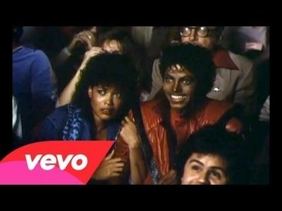 Michael Jackson - Thriller   2am Traffic Blog   Scoop.it