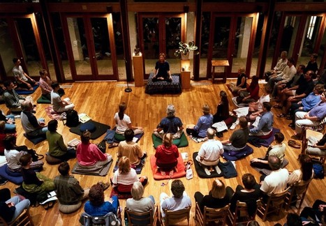 Harvard neuroscientist: Meditation not only reduces stress, here's how it changes your brain | Deep Thought | Scoop.it