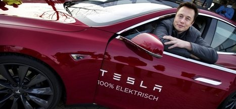 35 Electrifying Facts About Elon Musk | Ideas, Innovation & Start-ups | Scoop.it