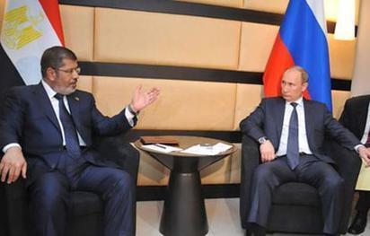 Egypte-Russie : Des paroles, pas de promesses | Égypt-actus | Scoop.it