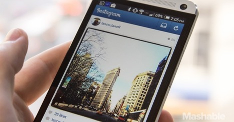 Instagram Releases Faster, More Responsive Android App | Social media | Scoop.it