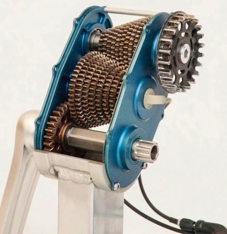 Cavalerie brings belt drive to full-suspension mountain bikes - Images | Slash's Science & Technology Scoop | Scoop.it