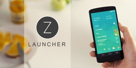 Nokia Releases New Z Launcher App For Android Users | Location, Location, Location, Question | Scoop.it