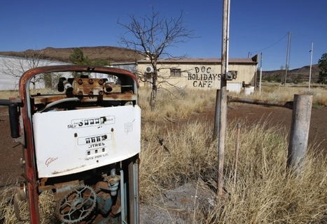 10 Places Abandoned After Disasters - Wittenoom, Australia is #9   Asbestos and Mesothelioma World News   Scoop.it
