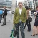 Streetstyle au défilé Gustavolins   All about men's fashion : tout sur la mode masculine   Scoop.it