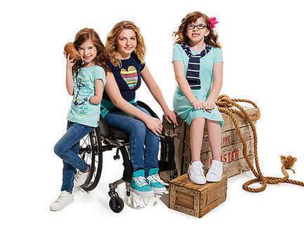 Tommy Hilfiger komt met oplossing voor kinderen met een beperking | Ergotherapie | Scoop.it