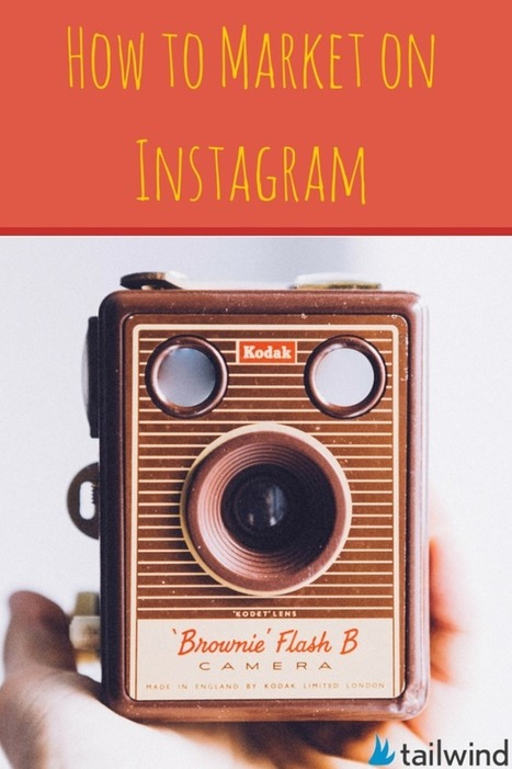 How to Market on Instagram | Social Media | Promoting your art/works | Artdictive Habits : Sustainable Lifestyle | Scoop.it