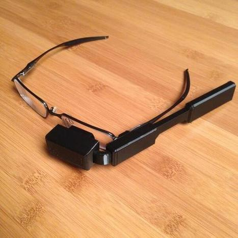 Adafruit bakers cook up Raspberry Pi eyewear to rival Google Glass   Raspberry Pi   Scoop.it