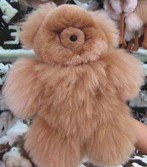 Kuschlig weicher Teddy Bär, 35 cm | Produkte aus Peru | Scoop.it