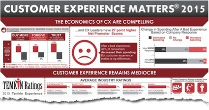 Executive's Guide to Customer Experience | Expertiential Design | Scoop.it