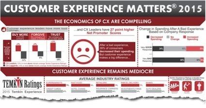 Executive's Guide to Customer Experience | Customer Service: Aussen fächern-innen bündeln | Scoop.it