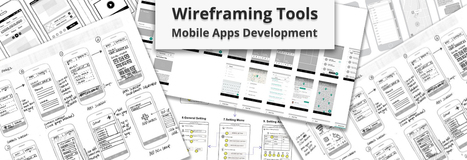Few Wireframing tools that help in Mobile App Development | Application Development | Scoop.it
