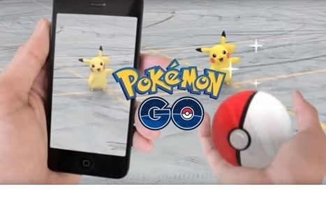 Pokémon Go! launches in UK: How can brands catch the craze? | Netimperative - latest digital marketing news | Integrated Brand Communications | Scoop.it