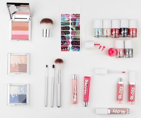 Make Up for Everybody ! | Reseaux d'enseigne | Scoop.it