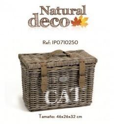 CUBOS DE ALMACENAJE NATURAL DECO | Universo Mascota | Universo Mascota | Scoop.it