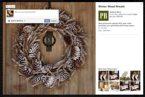 Facebook Launches Collections, Allowing People To Buy Items Pictured - AllFacebook | Digital Media Strategies | Scoop.it