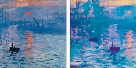 One of These Monets Was Made by a Nanoprinter | Design | WIRED | Digital | Scoop.it