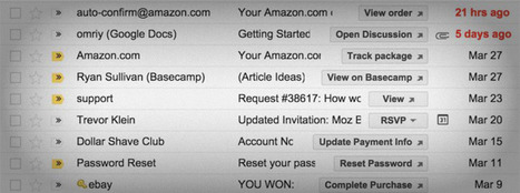 An Introduction to Schema.org Markup for Emails | digital marketing strategy | Scoop.it